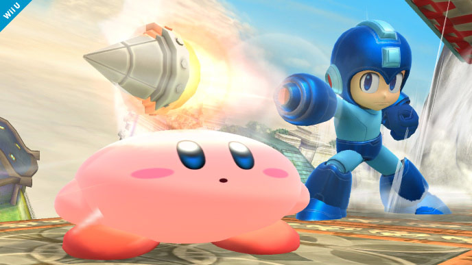 Kirby Super Smash Bros Kirby in Smash Bros Wi...