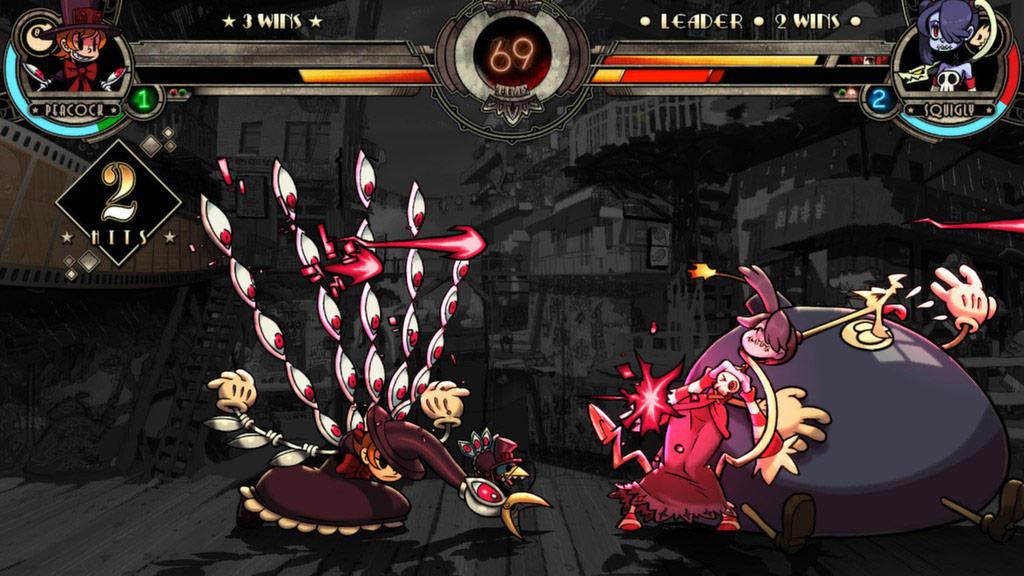 Skullgirls on PC screenshot #5