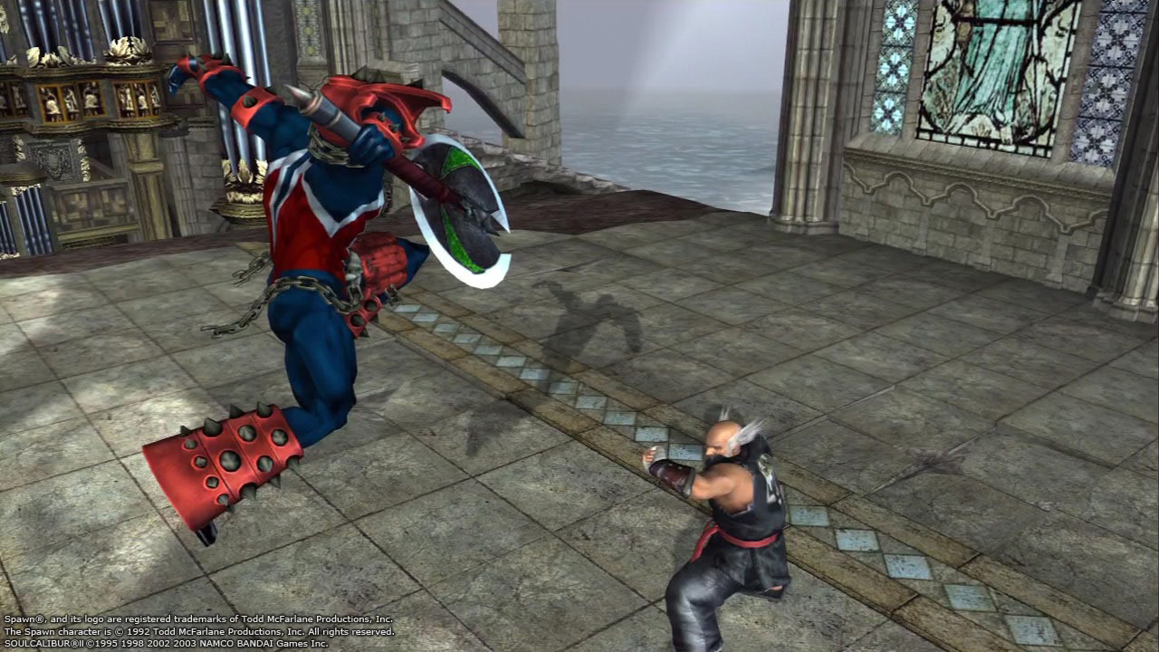 Soul Calibur 2 HD Spawn and Heihachi image #2