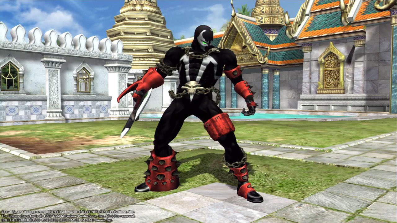 Soul Calibur 2 HD Spawn and Heihachi image #3