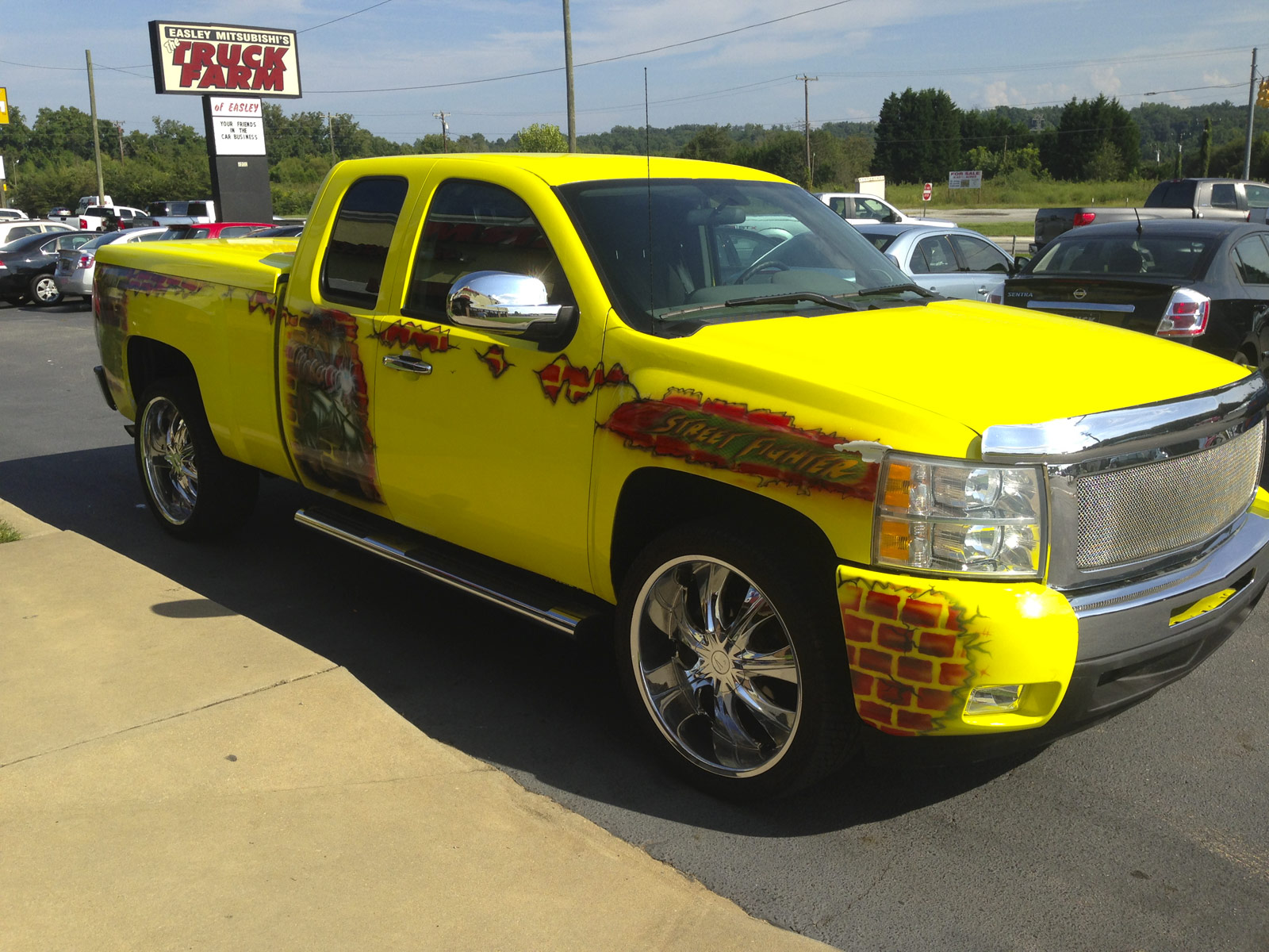 How Much Is A Paint Job For Chevy Silverado