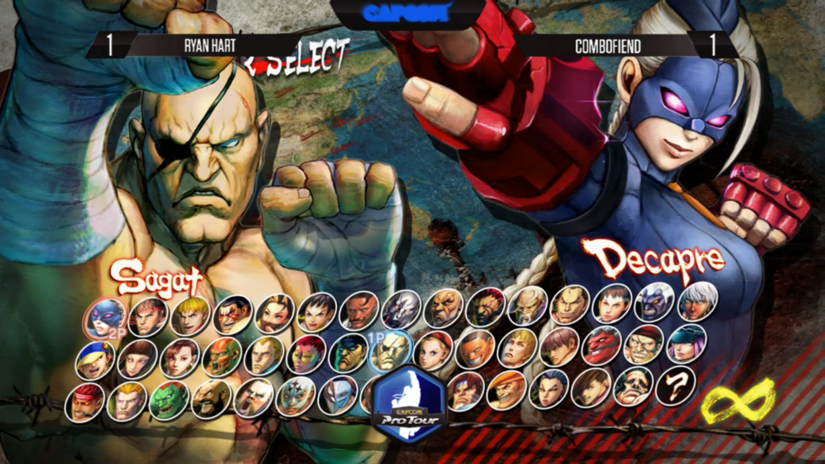 Decapre in Ultra Street Fighter 4 along with new character ...