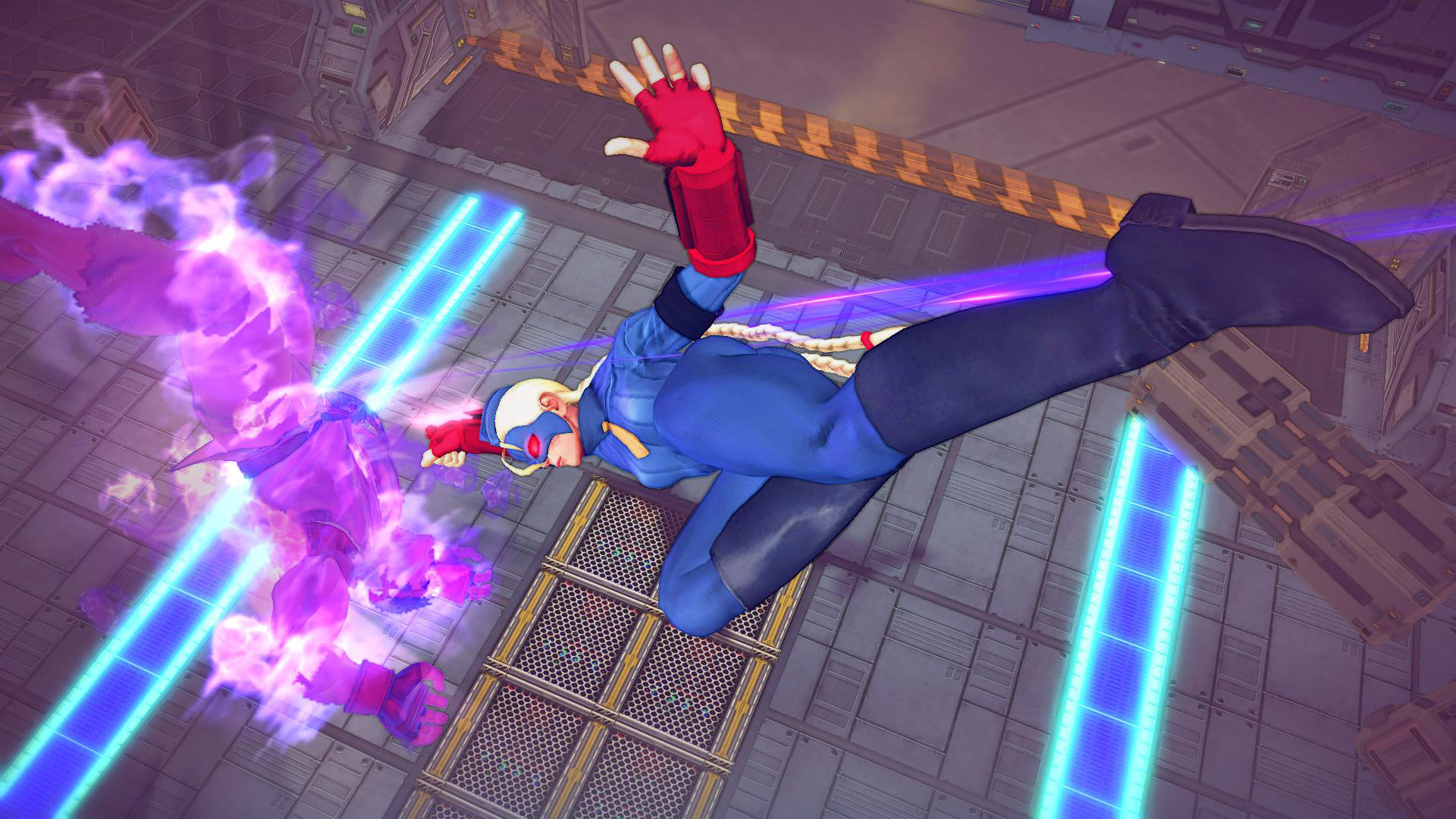 Is Ultra Street Fighter 4's Decapre paving the way for Tekken X Street Fighter?