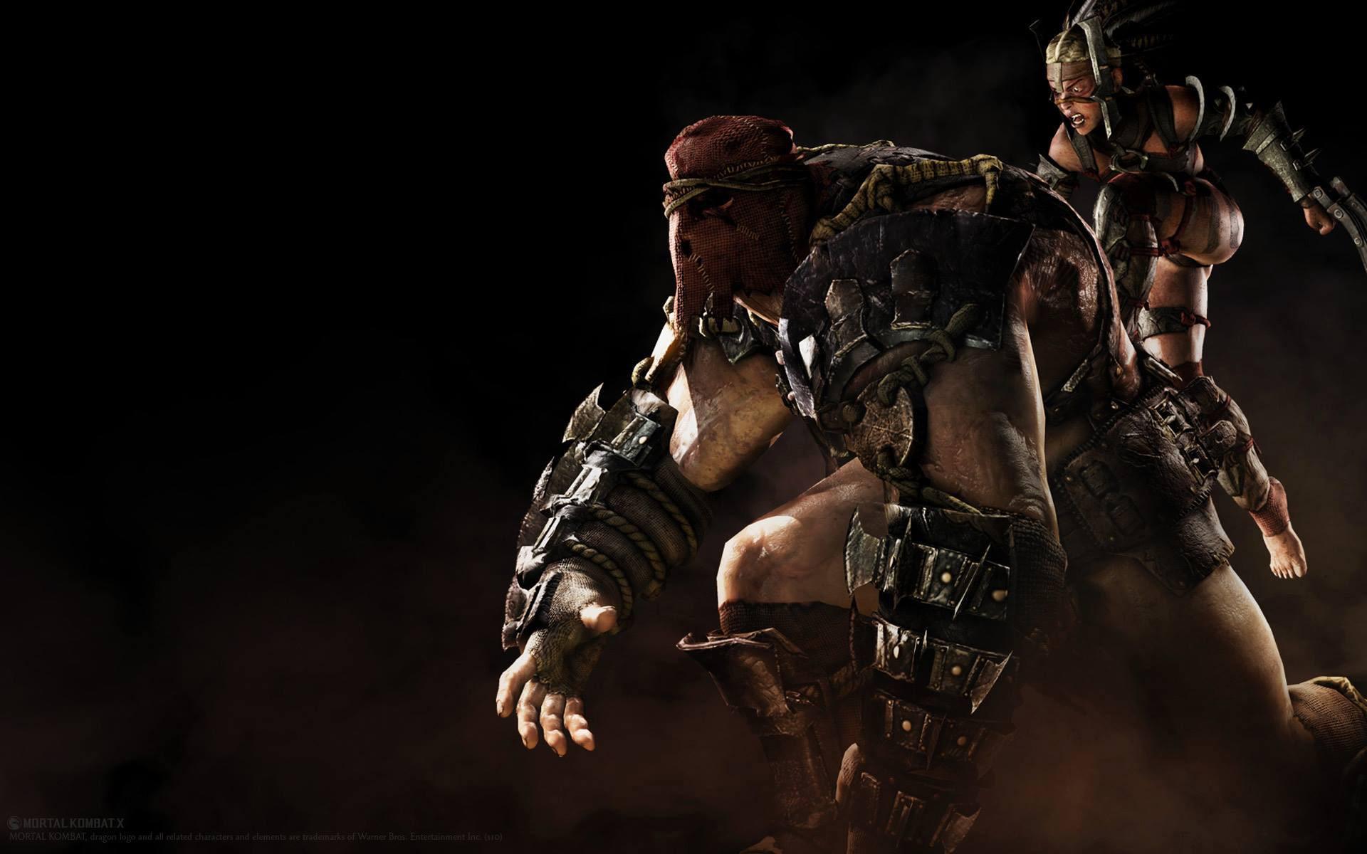 Mortal Kombat X Ferra Torr