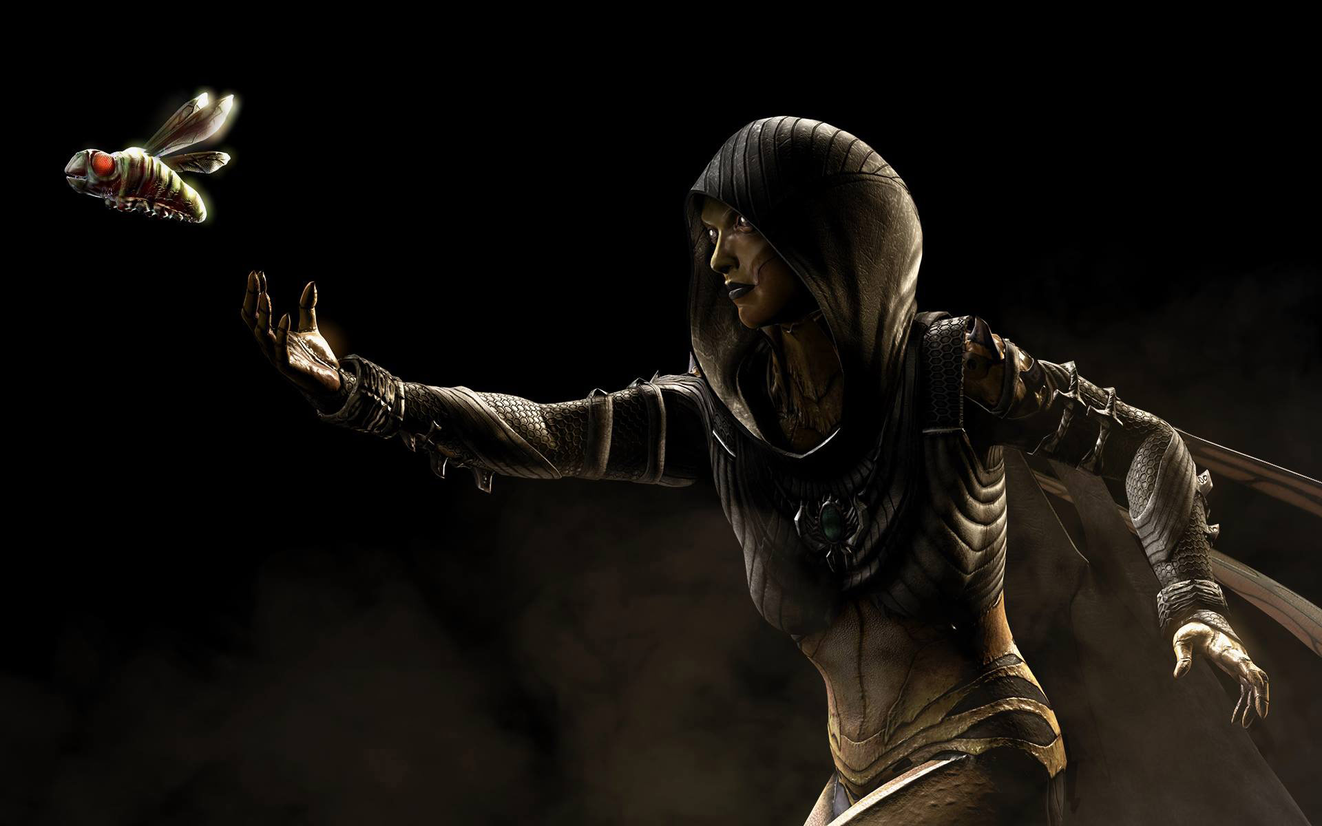 Mortal Kombat X Wallpapers Featuring Old/new Characters