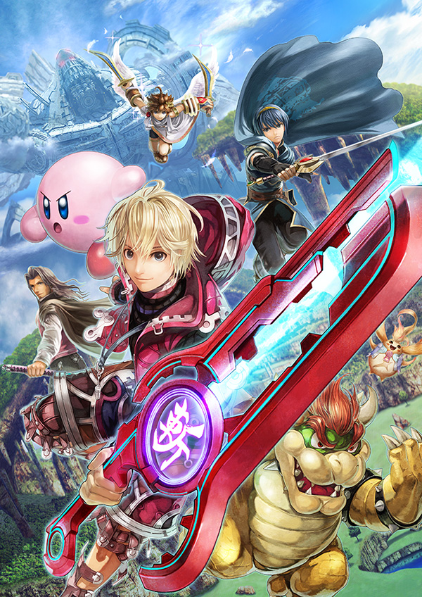 Shulk from Xenoblade Chronicles officially announced for ...