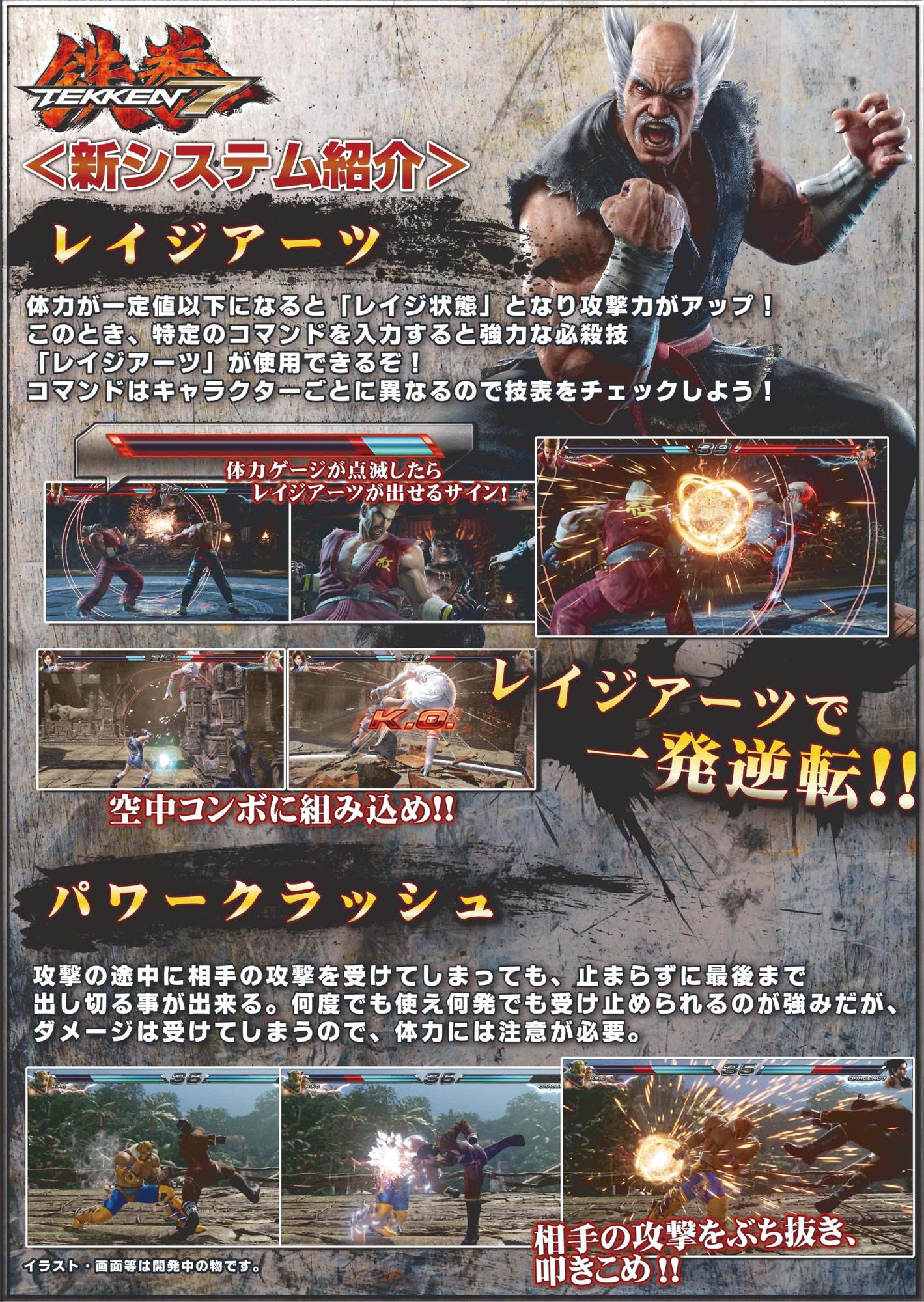 Tekken 7 Official