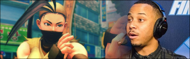 Mike Ross comments on his best and worst character list in Ultra Street Fighter 4  with EventHubs.