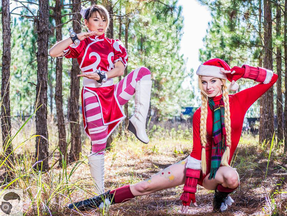 Christmas cosplay and artwork gallery image #3
