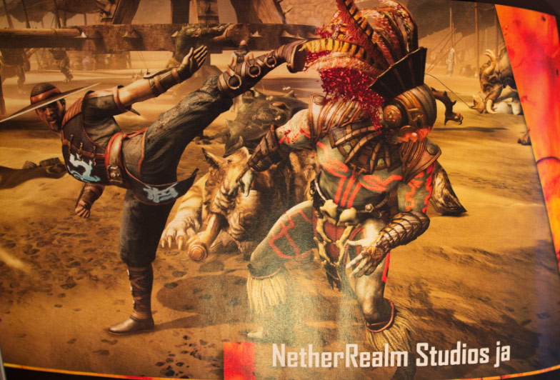Kung Lao returns to Mortal Kombat X as an old man, Finnish gaming magazine reveals #2