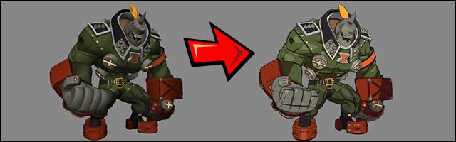 Guilty Gear Characters Art Guilty Gear Xrd The Art