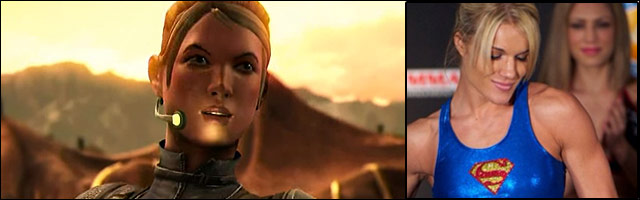 Cassie Cage Haircut Cassie Cage The Daughter of