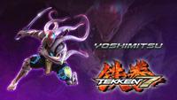 Yoshimitsu Tekken 7 screen shots image #1