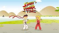Street Fighter Time! image #1