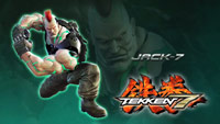 Jack-7 revealed for Tekken 7 image #1
