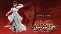 Kazumi revealed for Tekken 7 image #6