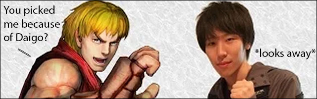 'Mago is free, Daigo is one of the reasons I play Ken' - Stunfest 2015 video interview
