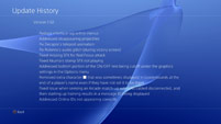 Ultra Street Fighter 4 on PS4 patch #1 notes image #1