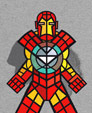 Stained Glass Marvel image #4