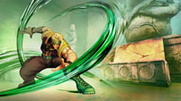 Street Fighter 5 character artwork image #1