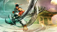 Street Fighter 5 character artwork image #4