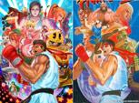 Smash Street Fighter 2 inspired art poster image #1