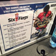 Street Fighter 5 playable at Six Flags image #1