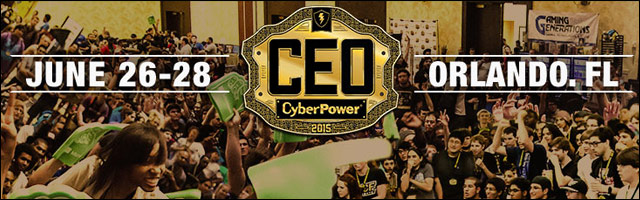 CEO 2015 live stream ft. Momochi, Daigo, Kazunoko, Tokido, GamerBee, Infiltration, Mago, Mango, Armada, Snake Eyez, Fuudo, Xiao Hai, SonicFox and more