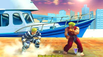 Street Fighter 2 stages recreated in USF4 image #2