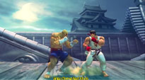 Street Fighter 2 stages recreated in USF4 image #3