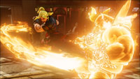 Ken Street Fighter 5 SDCC 2015 reveal image #2