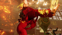 Ken Street Fighter 5 SDCC 2015 reveal image #3