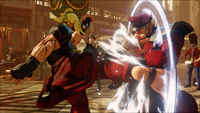Ken Street Fighter 5 SDCC 2015 reveal image #8