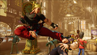 Ken Street Fighter 5 SDCC 2015 reveal image #9