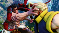 Official screenshots of Necalli in SF5 image #9