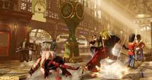 New screenshots of Necalli in Street Fighter 5 image #5