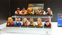 Street Fighter 2 'Continue' statues image #8