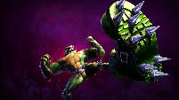 Rash from Battletoads in Killer Instinct image #1