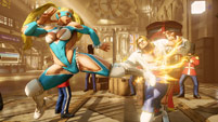 R. Mika in Street Fighter 5 image #4