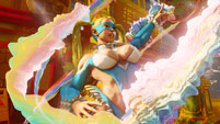 R. Mika in Street Fighter 5 image #6