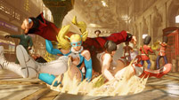 R. Mika in Street Fighter 5 image #8