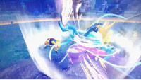 Masked Pikachu in Pokkèn Tournament image #6