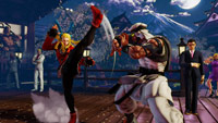 Karin Street Fighter 5 official images image #7
