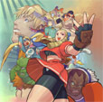 Karin Street Fighter artwork through the years image #10