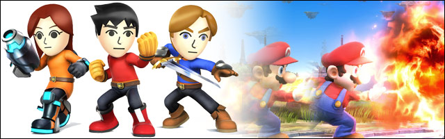 Polls: Should Miis and custom moves be banned from Super Smash Bros. 4 tournaments?
