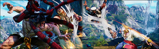 Attribute rankings for Street Fighter 5's entire playable cast (so far)