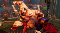 Zangief returns in Street Fighter 5 image #5