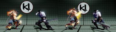 Shadow Jago uppercut in Killer Instinct image #1