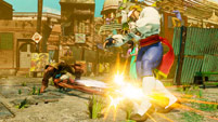 Dhalsim in Street Fighter 5 image #11