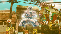 Dhalsim in Street Fighter 5 image #14